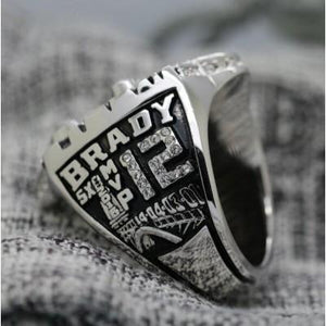 SPECIAL EDITION New England Patriots Super Bowl Ring (2017) - Premium Series