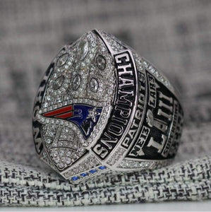 SPECIAL EDITION New England Patriots Super Bowl Ring (2019) - Premium Series