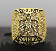 Load image into Gallery viewer, SPECIAL EDITION New Orleans Saints Championship Ring (2009) - Premium Series