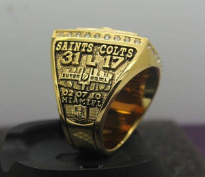 SPECIAL EDITION New Orleans Saints Championship Ring (2009) - Premium Series