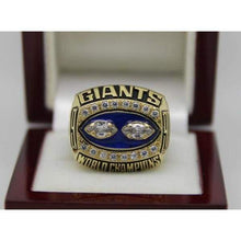 Load image into Gallery viewer, SPECIAL EDITION New York Giants Super Bowl Ring (1990) - Premium Series