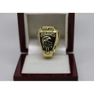 SPECIAL EDITION New York Giants Super Bowl Ring (1990) - Premium Series