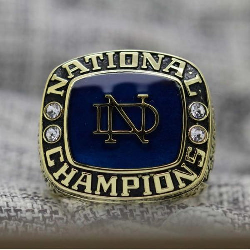 SPECIAL EDITION Notre Dame Fighting Irish College Football National Championship Ring (1973) - Premium Series