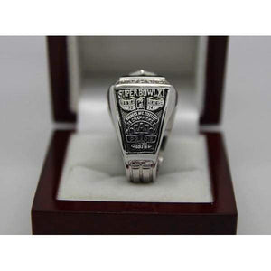 SPECIAL EDITION Oakland Raiders Super Bowl Ring (1976) - Premium Series
