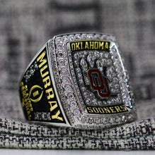 Load image into Gallery viewer, SPECIAL EDITION Oklahoma Sooners Big 12 Championship Ring (2018) - Premium Series