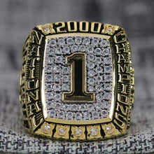 Load image into Gallery viewer, SPECIAL EDITION Oklahoma Sooners National Championship Ring (2000) - Premium Series