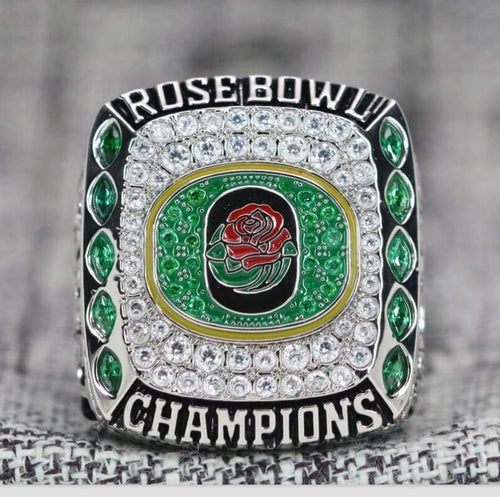 SPECIAL EDITION Oregon Ducks College Football Rose Bowl Championship Ring (2019) - Premium Series
