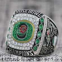 Load image into Gallery viewer, SPECIAL EDITION Oregon Ducks College Football Rose Bowl Championship Ring (2019) - Premium Series