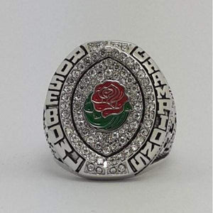 SPECIAL EDITION Oregon Ducks Rose Bowl College Football Championship Ring (2015) - Premium Series