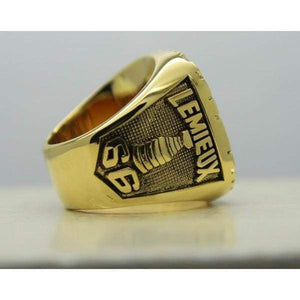 SPECIAL EDITION Pittsburgh Penguins Stanley Cup Ring (1991) - Premium Series
