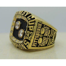 Load image into Gallery viewer, SPECIAL EDITION Pittsburgh Penguins Stanley Cup Ring (1992) - Premium Series