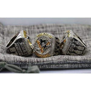 SPECIAL EDITION Pittsburgh Penguins Stanley Cup Ring (2016) - Premium Series
