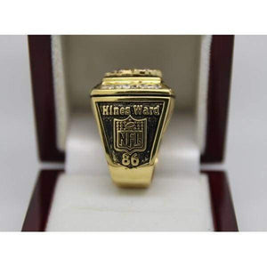 SPECIAL EDITION Pittsburgh Steelers Super Bowl Ring (2005) - Premium Series
