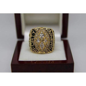 SPECIAL EDITION San Francisco 49ers Super Bowl Ring (1989) - Premium Series