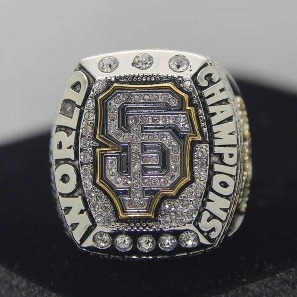 SPECIAL EDITION San Francisco Giants World Series Ring (2014) - Premium Series