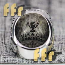 Load image into Gallery viewer, SPECIAL EDITION Seattle Sounders MLS Championship Fan Ring (2019) - Premium Series