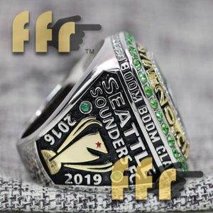 SPECIAL EDITION Seattle Sounders MLS Championship Fan Ring (2019) - Premium Series