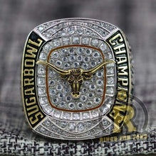 Load image into Gallery viewer, SPECIAL EDITION Texas Longhorns College Football Sugar Bowl Championship Ring (2018) - Premium Series