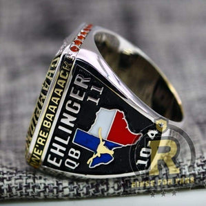 SPECIAL EDITION Texas Longhorns College Football Sugar Bowl Championship Ring (2018) - Premium Series