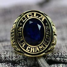 Load image into Gallery viewer, SPECIAL EDITION UCLA Bruins College Basketball Championship Ring (1967) - Premium Series