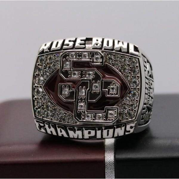 SPECIAL EDITION University of Southern California USC Trojans College Football Rose Bowl National Championship Ring (2007) - Premium Series
