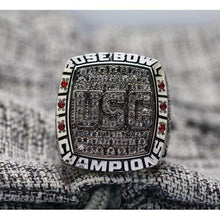 Load image into Gallery viewer, SPECIAL EDITION University of Southern California USC Trojans College Football Rose Bowl National Championship Ring (2008) - Premium Series