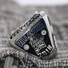 Load image into Gallery viewer, SPECIAL EDITION Villanova College Basketball National Championship Ring (2018) - Premium Series Fans Version