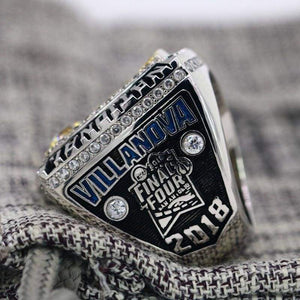 SPECIAL EDITION Villanova College Basketball National Championship Ring (2018) - Premium Series Fans Version