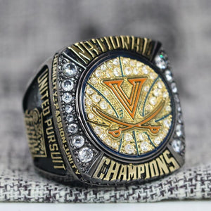 SPECIAL EDITION Virginia Cavaliers College Basketball National Championship Ring (2019) - Premium Series