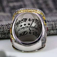 Load image into Gallery viewer, SPECIAL EDITION Washington Capitals Stanley Cup Ring (2018) - Premium Series