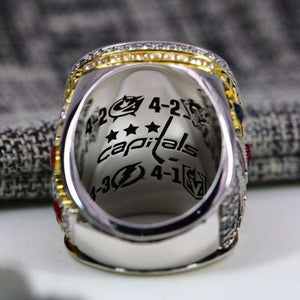 SPECIAL EDITION Washington Capitals Stanley Cup Ring (2018) - Premium Series