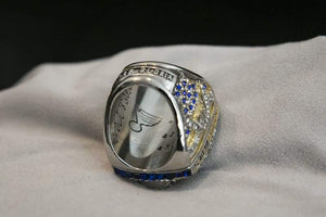 St. Louis Blues Stanley Cup Ring (2019) - Standard Series