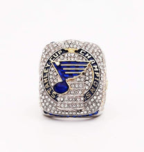 Load image into Gallery viewer, St. Louis Blues Stanley Cup Ring (2019) - Standard Series