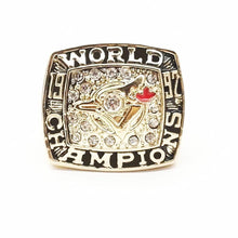 Load image into Gallery viewer, Toronto Blue Jays World Series Ring (1992)