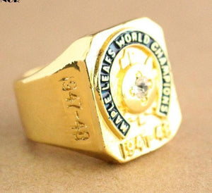 Toronto Maple Leafs Stanley Cup Ring (1947 - 1948)