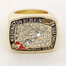 Load image into Gallery viewer, Washington Redskins Super Bowl Ring (1991)