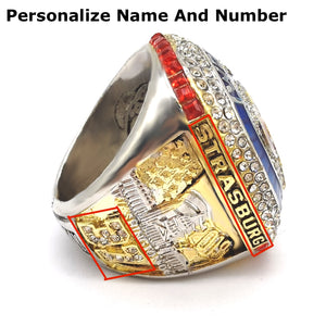 Washington Nationals World Series Ring (2019) - Standard Series