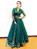 Emrald Anarkali Dress (2 pc) ALW-21