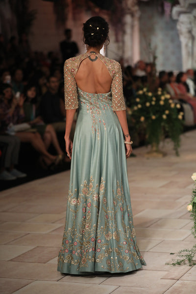 Zardozi Embroidered Dress JP-11