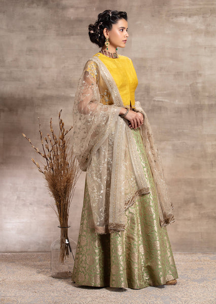 Kalindi Lehenga Set (MM-11)