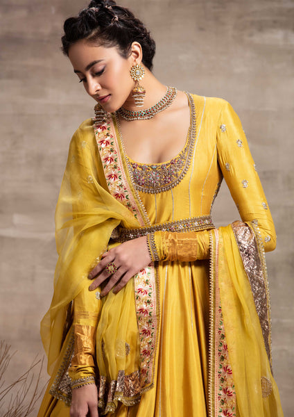 Yachana Anarkali Set (MH-05)