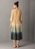 Beige Ombre Dress (ANT-14) JUST ADDED
