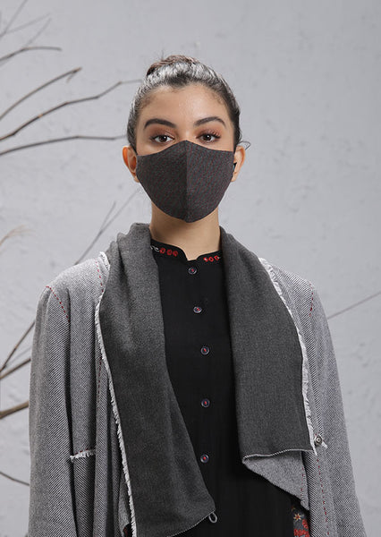 Dark Grey Mask (M-06)
