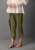 Green dhoti (NT-10)  JUST ADDED