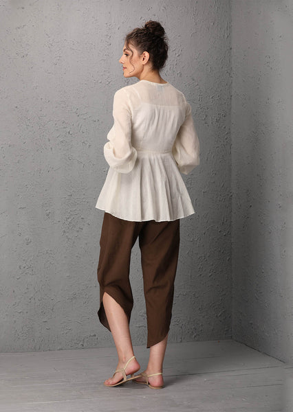 Brown Dhoti (NT-10) JUST ADDED