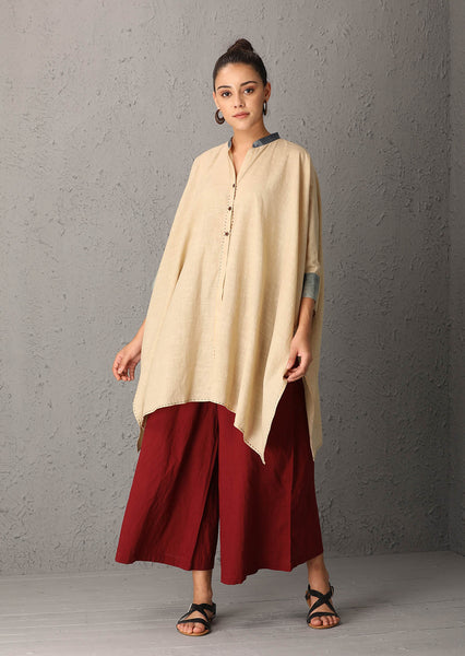 Beige cape   (ANT-22) JUST ADDED