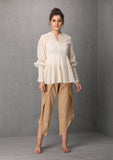 Beige Dhoti (NT-10) JUST ADDED