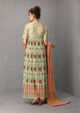 Mint green and blush anarkali (VOF-20) JUST ADDED