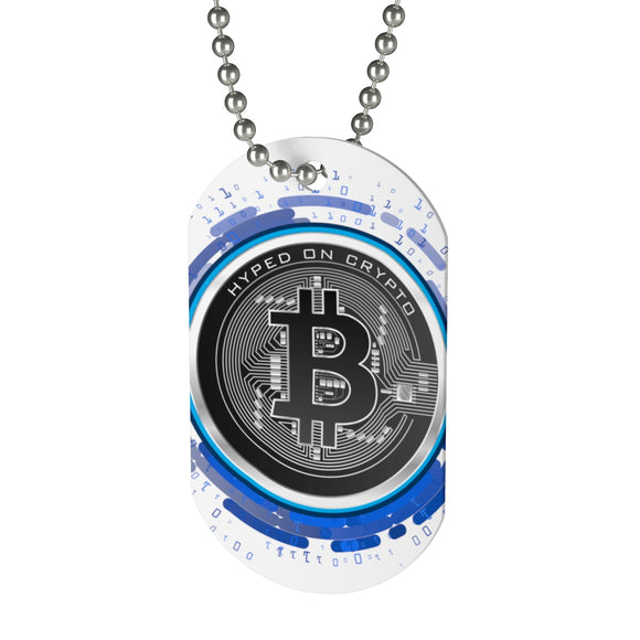 HoC Bitcoin - Dog Tag