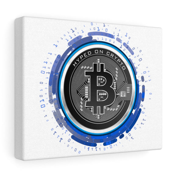HoC Bitcoin - Canvas Gallery Wraps
